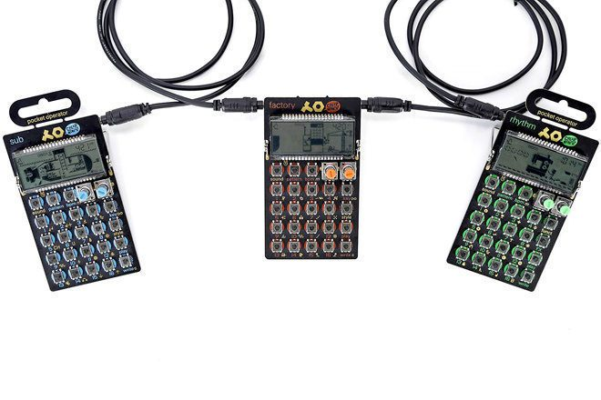This fully-functional synth will fit in your pocket