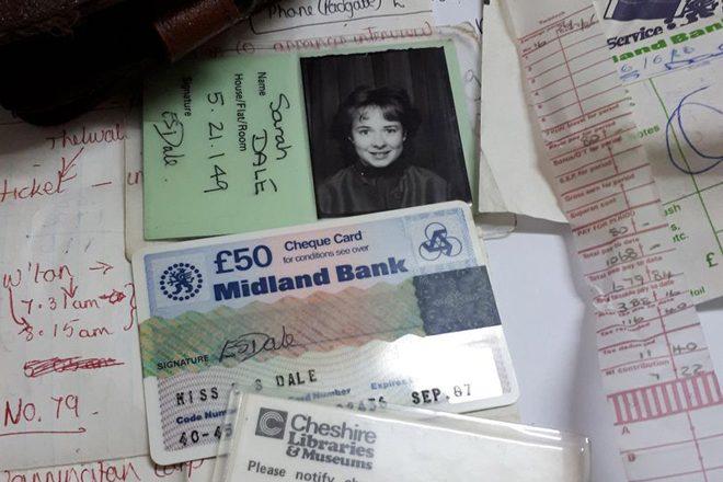 Manchesters Ritz Club findet 30 Jahre alte Brieftasche