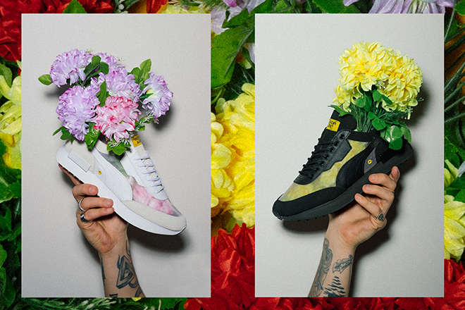 PUMA and Chinatown Market add dash of irreverence to street style