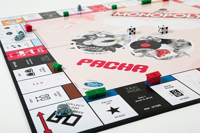 ​Pacha Ibiza now has its own Monopoly board game