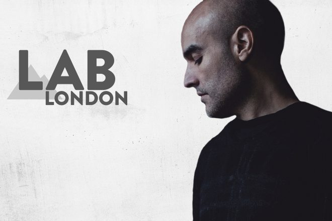 In:Motion takeover in the Lab LDN with Paco Osuna