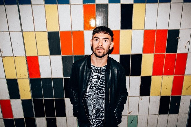Patrick Topping is heading on a massive Australian tour next month