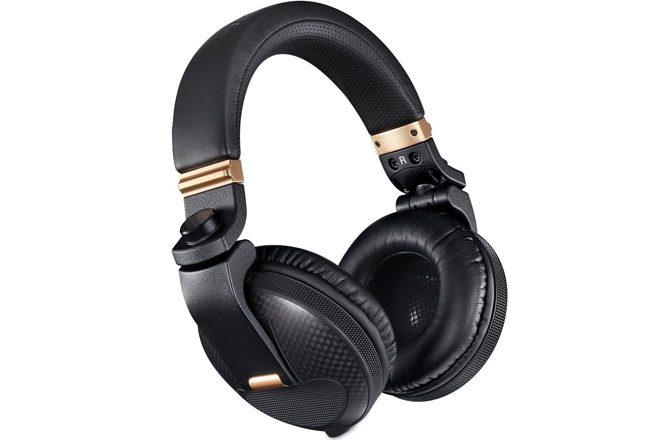 Pioneer DJ's flagship headphones get a carbon fibre upgrade