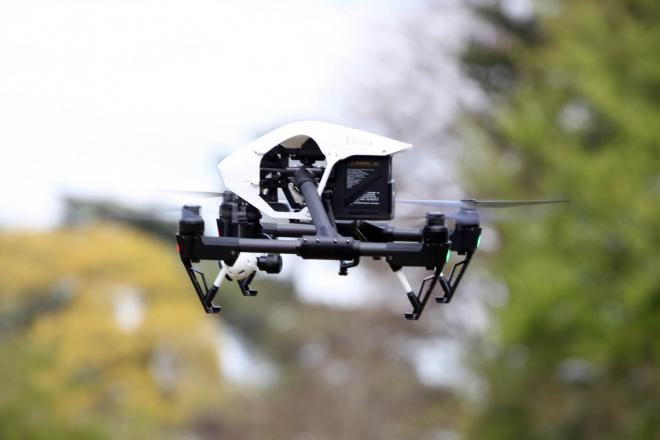 Polizei setzt Dronen zur Bekämpfung illegaler Raves ein