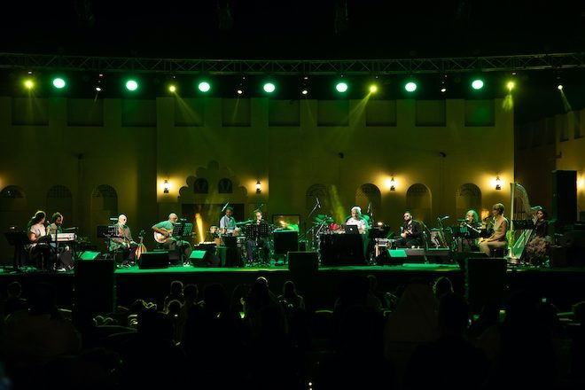 PRAED Orchestra! release their debut album 'Live In Sharjah'