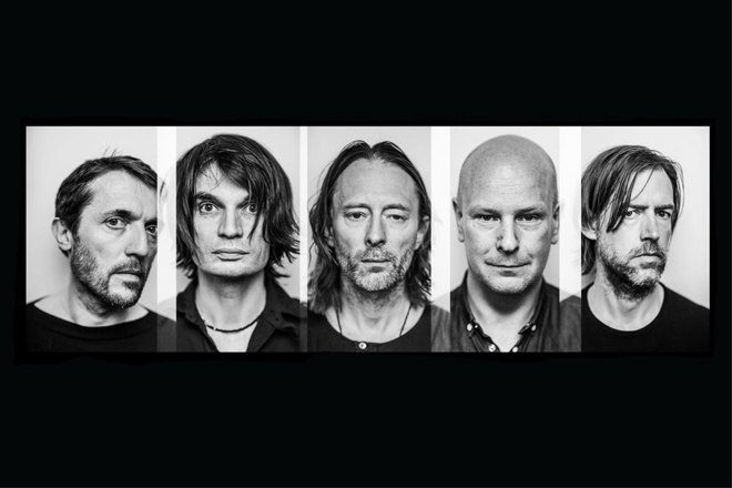 Radiohead's new album is out this Sunday