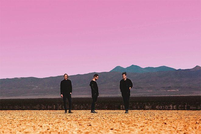 Listen to RÜFÜS DU SOL's new album 'Solace'