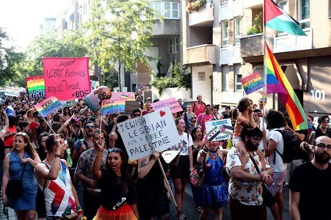 Pro-Palestine BDS campaigners advocate boycott of German clubs