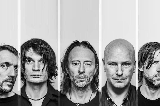 Radiohead, annunciata una re-issue di
