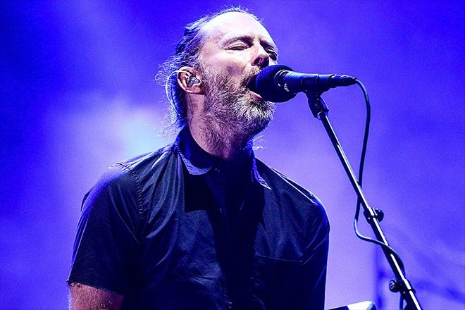 Radiohead to release a career-spanning 400-page songbook