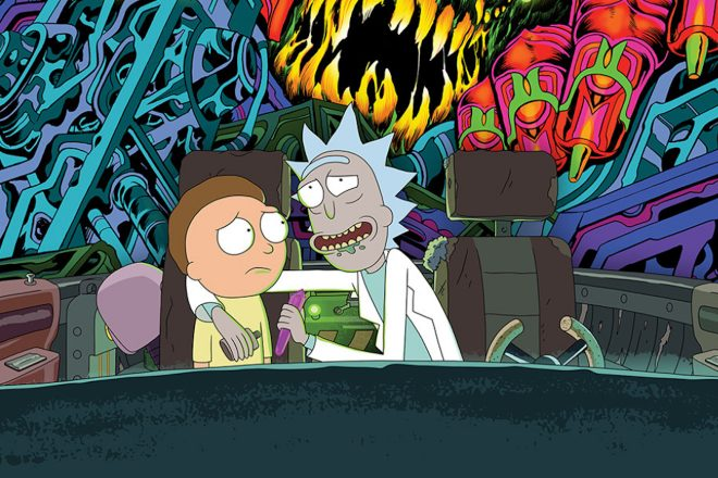 Rick and Morty to release a 26-track album via Adult Swim