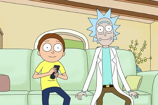 ​Rick and Morty returns to Adult Swim this November