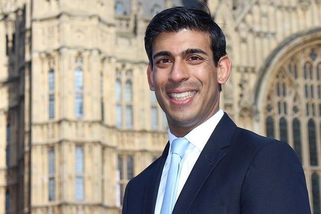 UK chancellor Rishi Sunak suggests musicians should get a new job