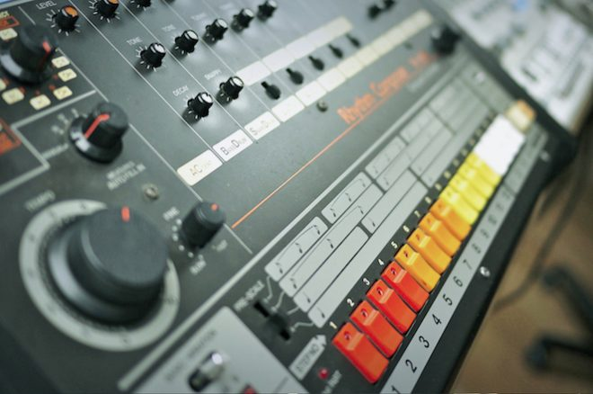 Roland announces software versions of the TR-808 and TR-909