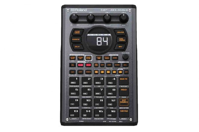 Updated Roland SP-404 MkII features have been leaked