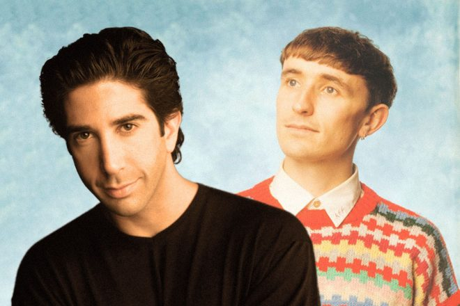 "David Schwimmer is suing Ross From Friends for ""defamation of character"""