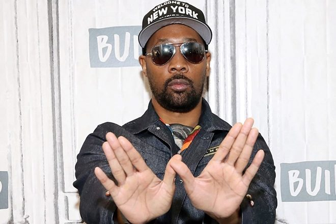 RZA to direct Wu-Tang inspired horror film 'Angel of Dust'