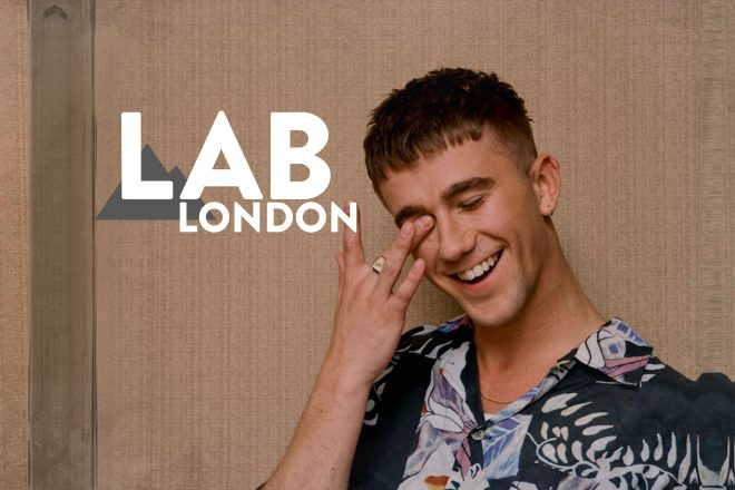 SG Lewis in The Lab LDN
