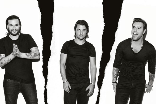Swedish House Mafia have split up just one week after their reunion show
