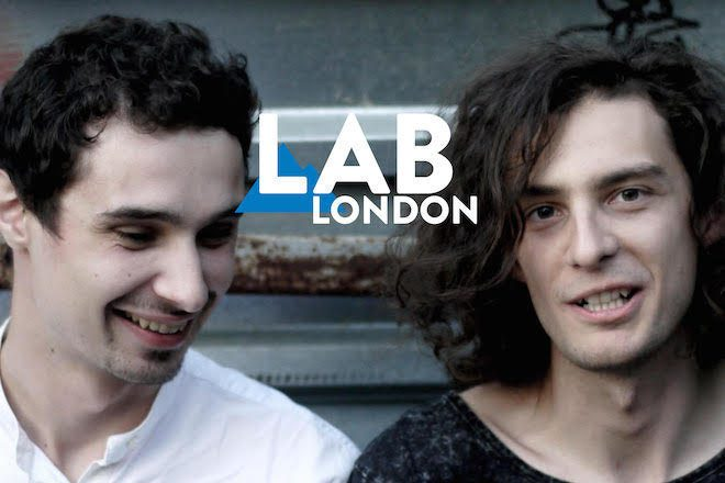 Neversea takeover in The Lab LDN with SIT