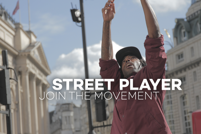 Street Player is the dance music channel training young people to make films
