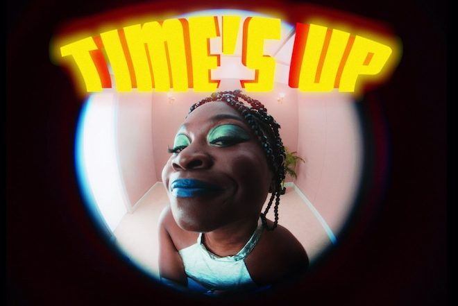 Sampa The Great releases new video for 'Time's Up' and partners with Pola Psychology