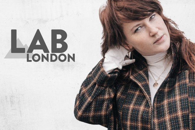Saoirse in The Lab LDN