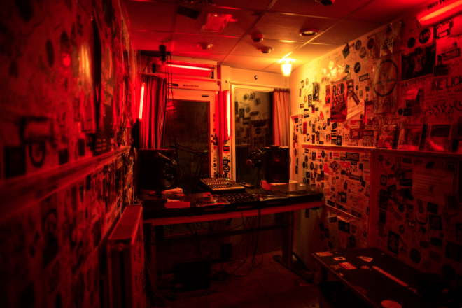 Watch a short film about Amsterdam's Red Light Radio