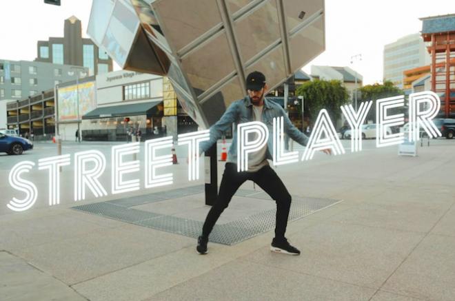 Premiere: Raito's 'Gunman' makes Street Player's LA debut