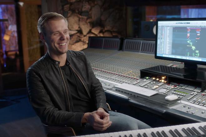 Armin Van Buuren is offering you DJ and production classes