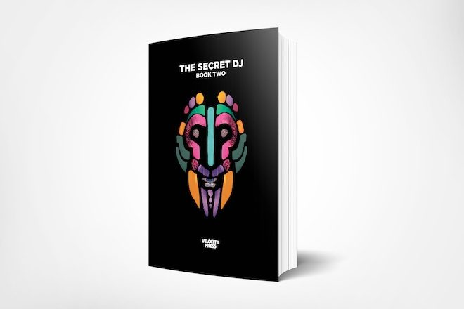 The Secret DJ is back with their second book