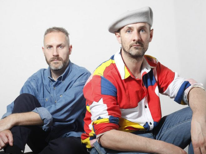 Secretsundaze co-founders played a six-hour livestream at Oval Space to fundraise for their crowdfunding campaign