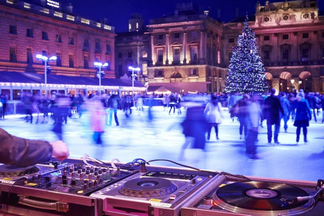 Jamz, Josey Rebelle and more confirmed for Skate Lates takeovers at Somerset House