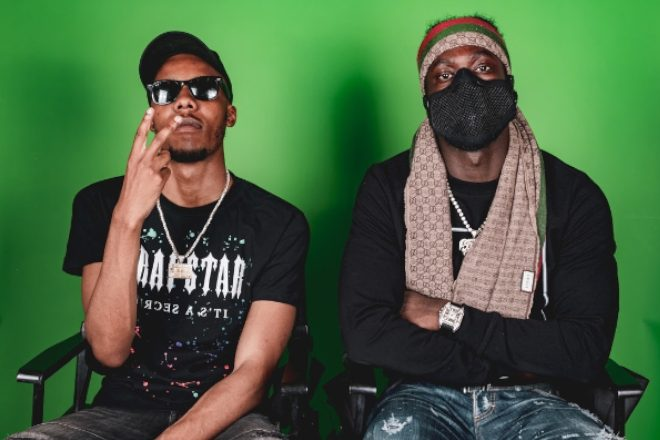 Skengdo & AM reveal visuals for new single, 'Trapping & Stacking'