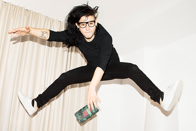 Hear Annie Mac premiere Skrillex's 'Show Me Love' remix with Chance