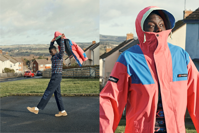 Berghaus presents 'Locals', a second offering from the Dean Street collection