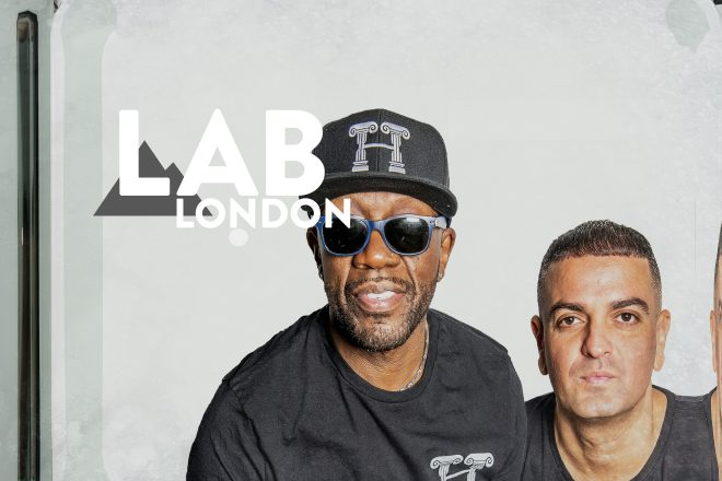 DJ Luck & MC Neat in The Lab LDN: Snowbombing takeover