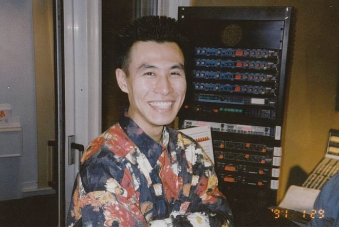 Soichi Terada is releasing his first full-length record in six years