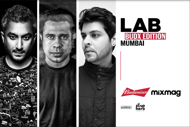 Soupherb Showcase: Ash Roy, Calm Chor and Folic State in the Lab Mumbai