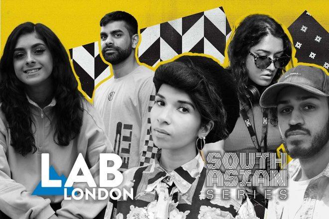 DJ Priya, Darama, Manara and Ahadadream in The Lab LDN: South Asia Series launch party