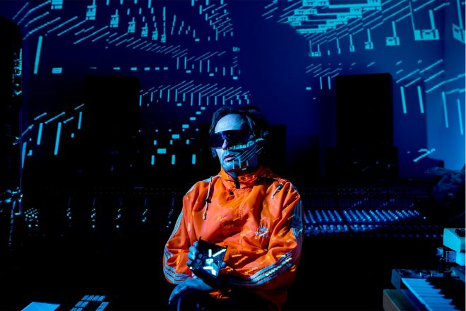 Squarepusher releases intense AR video for new single 'Terminal Slam'