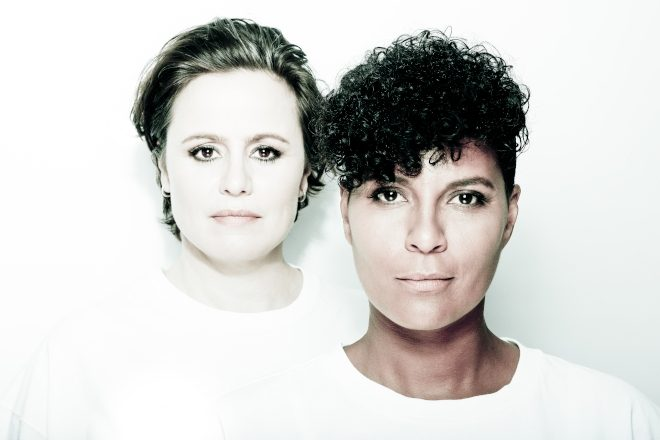 Steffi and Virginia join forces on 'Work A Change' EP