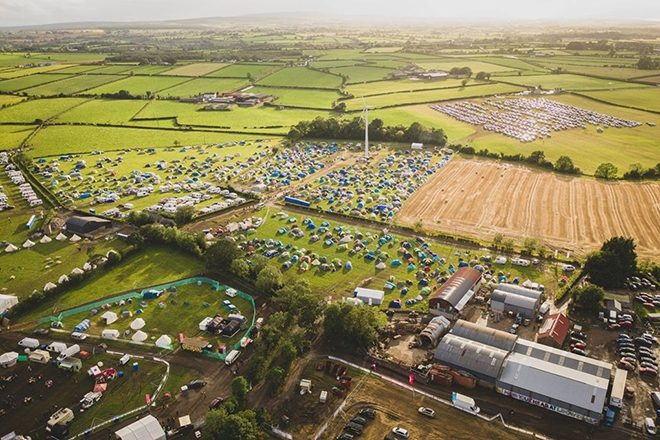 Northern Irish festival plans to host socially distanced events next month