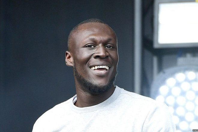 Stormzy is headlining Glastonbury