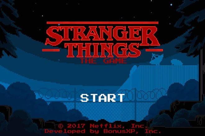 Netflix has released a Stranger Things game for your phone