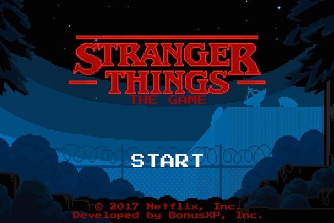 Netflix veröffentlicht ein Stranger Things Game für Smartphones