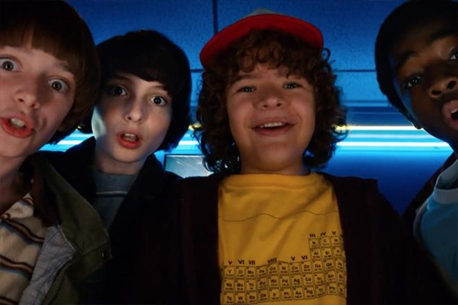 Netflix officially renews Stranger Things for a third season
