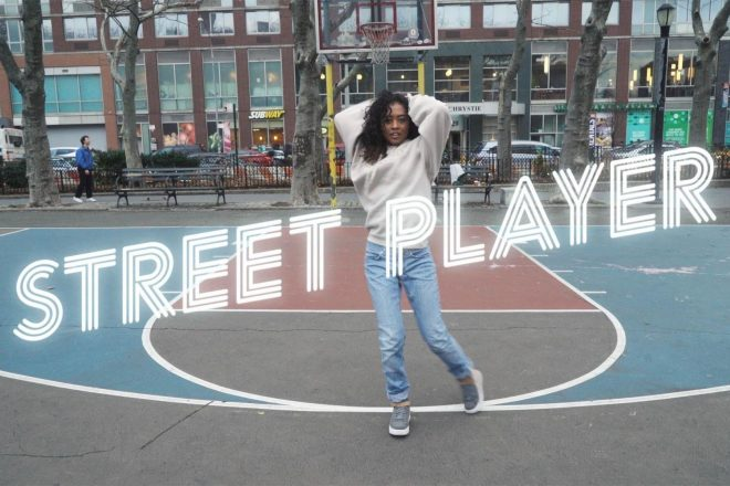 Street Player's raw house moves for 'Igohart' by Roog, Dennis Quin and Berget Lewis