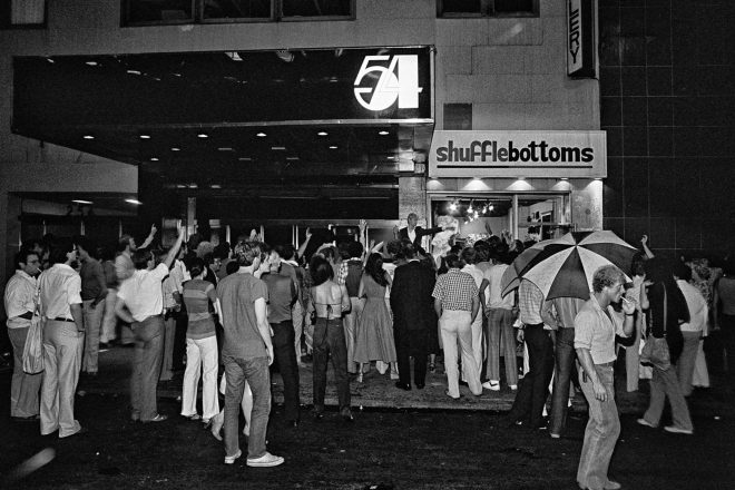 Photographs from Studio 54's heyday have been sold as NFTs for charity