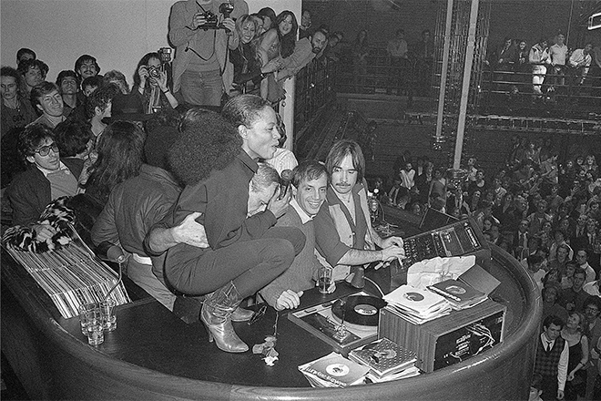 Legendary New York club Studio 54 is starting a label